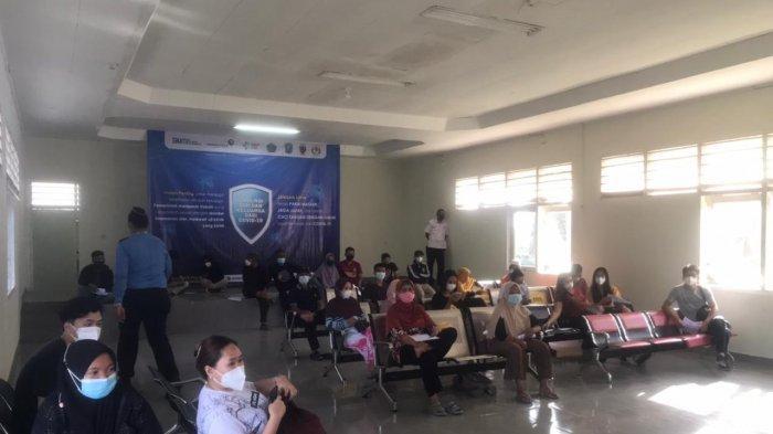 PT AP II Bandara HAS Hanandjoeddin Belitung Buka Sentra Vaksinasi Covid-19