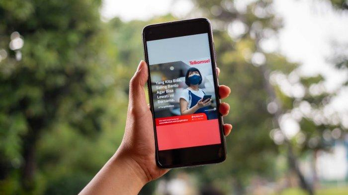 Saling Bantu Hadapi Pandemi Covid-19, Telkomsel Ajak Masyarakat Lakukan #YangKitaBisa