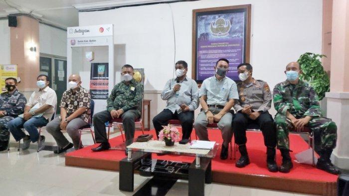 Penerapan PPKM Level 4 di Belitung Timur Tunggu Instruksi Provinsi, Sementara Jalankan PPKM Mikro