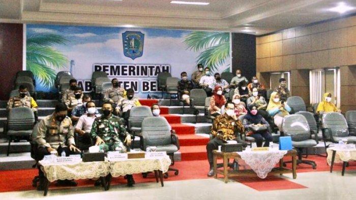 Video - Razia Gabungan PPKM Level IV Belitung