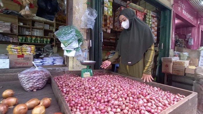 Bumbu Dapur dan Sayuran Mulai Merangkak Naik di Belitung