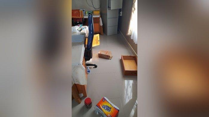 Puskesmas Kelapa Kampit Dibobol Maling, CCTV Dirusak, Polisi Usahakan Pulihkan Hard Disk