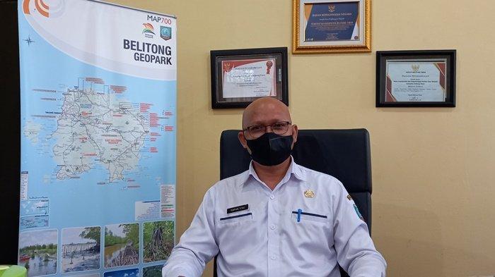 Tumpang Tindih Lahan Geosite Open Pit Nam Salu, BP Geopark Belitong Masih Mencari Win-win Solution