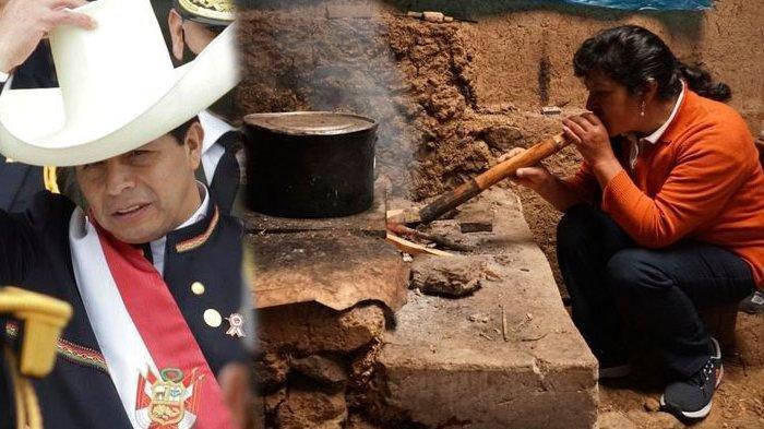 Potret Kesederhanaan Presiden Peru, Guru di Desa Miskin, Istrinya Bingung Enggan Tinggal di Istana