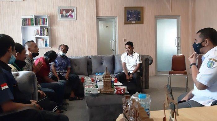 Setelah Bertemu Langsung, Ketua DPRD Belitung Segera Tindak Lanjuti Keluhan Sopir Truk Lintas