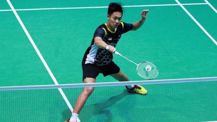 Ade Resky Dwicahyo saat masih membela tim junior Indonesia. Kini, Ade Resky siap tampil di Olimpiade bersama Azerbaijan.