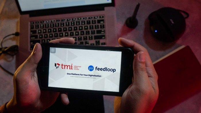 Telkomsel Mitra Inovasi Pimpin Investasi Pre-Series A di Feedloop