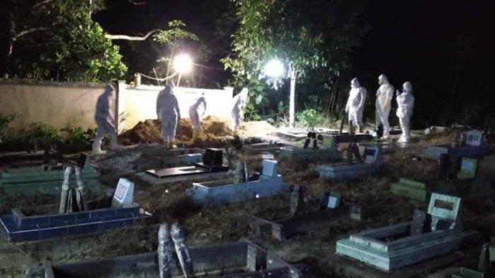 Dua Pasien Covid-19 Meninggal di RSUD Belitung Timur, Berumur 40-an Tahun, Satu Tidak Ada Komorbid