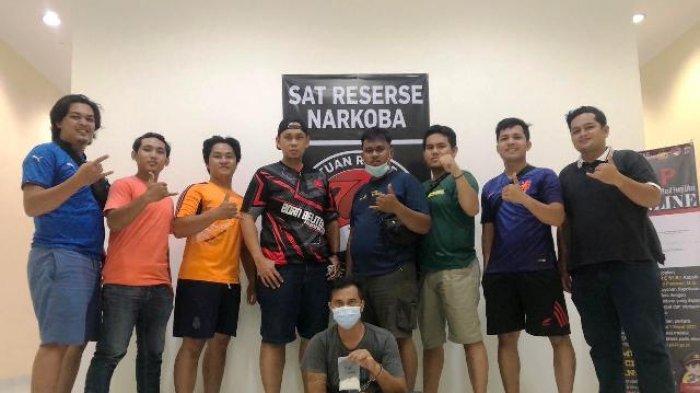 Tim Cobra Polres Belitung Amankan 45 Gram Sabu dari Tangan Lelaki 42 Tahun