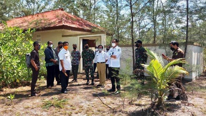 Dua SMK di Tanjungpandan Masuk Proyeksi Lokasi Isolasi Terpadu