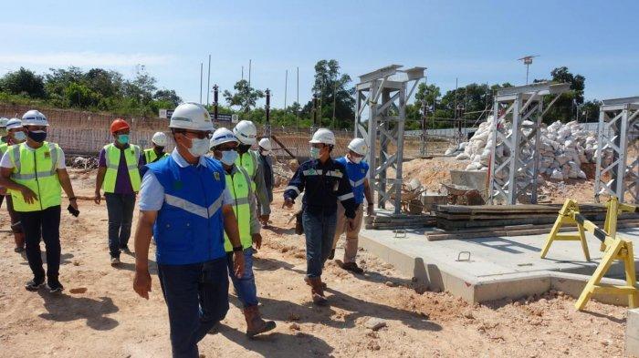 Progres Pembangunan Kabel Laut Sumatera Bangka Ditargetkan Selesai Akhir Tahun 2021