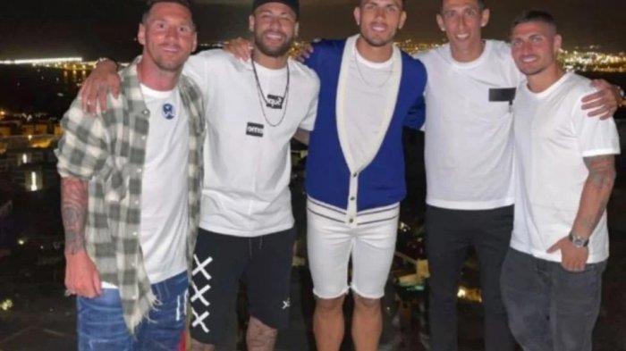 Demi Bayar Lionel Messi, PSG Jual 10 Pemainnya, Sang Mega Bintang Tergiur Gaji Rp679 Miliar Setahun