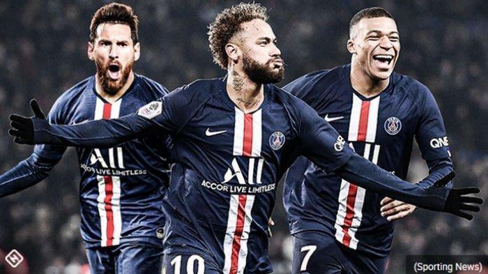 Diboyong Tanpa Uang, Ternyata Gaji Lionel Messi di PSG yang Terbesar, Neymar dan Mbappe Lewat Jauh
