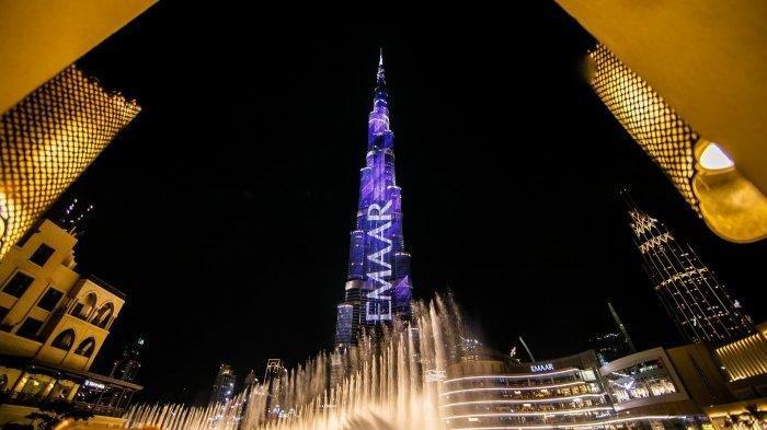 Segini Waktu yang Dibutuhkan untuk Bersihkan Semua Jendela Burj Khalifa, Gedung Tertinggi di Dunia