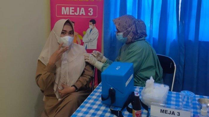 Ada 33.000 Penduduk di Atas 18 Tahun di Belitung Sudah Terima Vaksinasi Covid-19