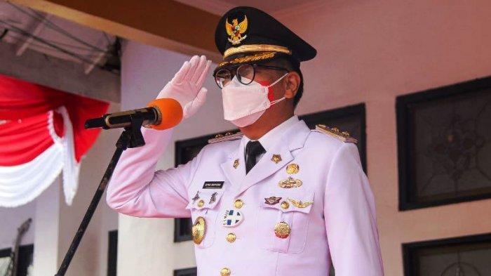 Wabub Isyak Meirobie Tak Heran Varian Delta Masuk Belitung, Begini Sarannya Untuk Masyarakat