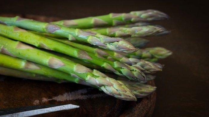 Asparagus Biasanya Jadi Pelengkap Steak, Ini Manfaatnya bagi Kesehatan, Termasuk Mencegah Kanker