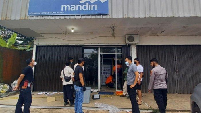 Polres Belitung Timur Ungkap Pelaku Pembobolan ATM di Kelapa Kampit