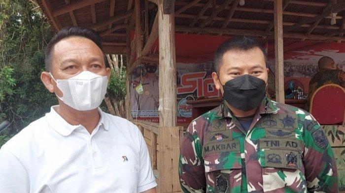 Bupati dan Kapolres Belitung Timur Ucapkan Selamat HUT ke-76 TNI, Harap Sinergisitas Terus Terjalin