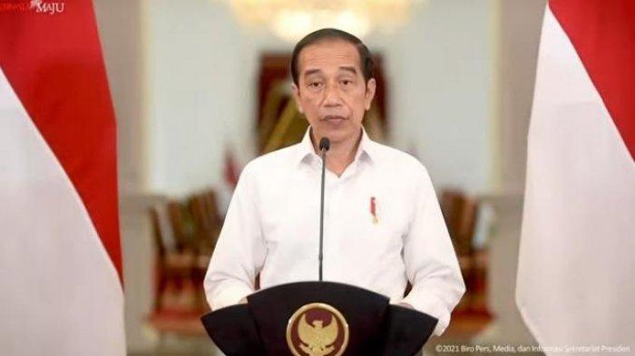Presiden Tegur Kapolri yang Tindak Pembuat Mural Kritik Pemerintah, Jokowi: Saya Tidak Antikritik