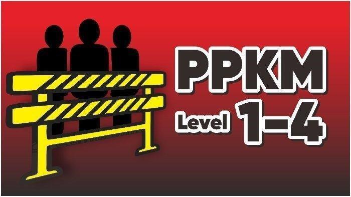 Daftar Lengkap Wilayah PPKM Level 4-2 Jawa-Bali, Berikut Aturan Baru Syarat Perjalanan Domestik