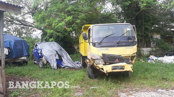 Terlibat Laka di Jalan Raya Badau, Dua Sopir Sepakat Berdamai