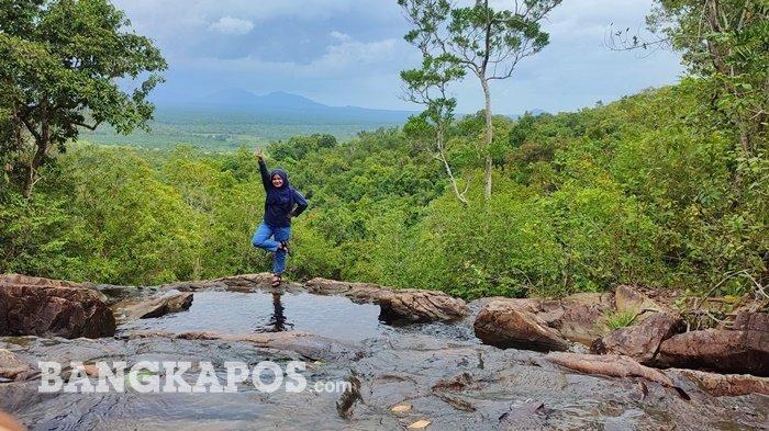 Pesona Keindahan Sang Piak Gunung Kubing Desa Perpat Belitung