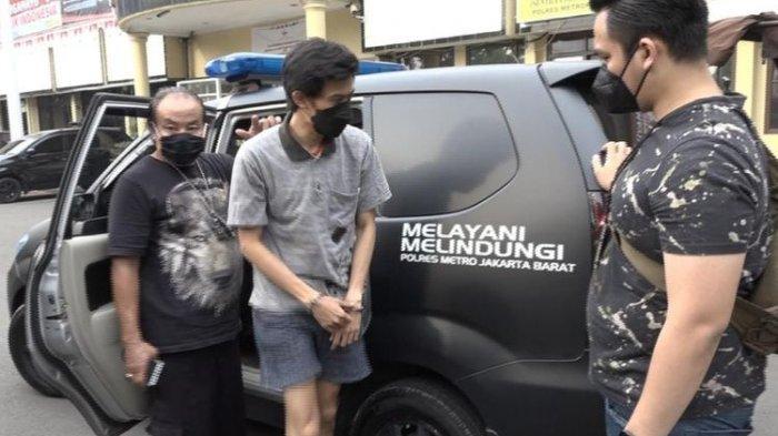 Penipu Artis Berkedok Utusan Presiden Jokowi Ditangkap Polisi