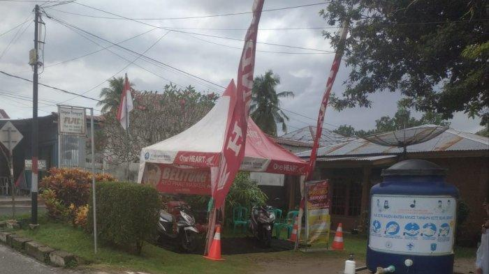 Servis Ekonomis di Pasar Hatta Honda ASP Belitung