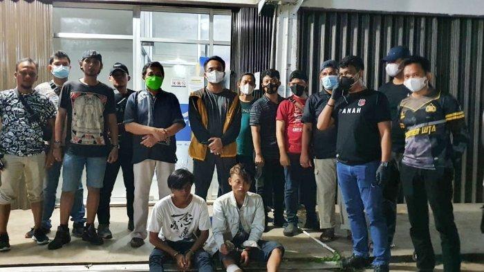 Video - Polres Belitung Timur Ungkap Pelaku Pembobolan ATM di Kelapa Kampit