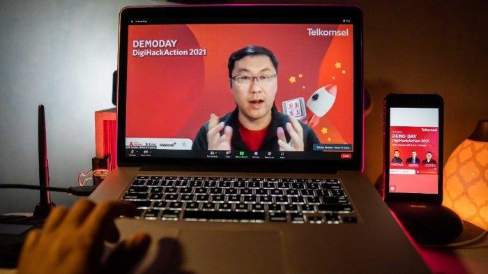 Telkomsel DigiHackAction Umumkan 3 Ide Terbaik yang Hadirkan Solusi di Sektor Periklanan Digital