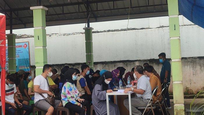 Begini Data Capaian Vaksinasi Lansia dan Remaja di Belitung, Dinkes: Perlu Peran Aktif Keluarga