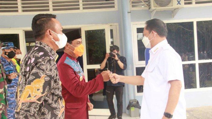 Mendagri Tiba di Belitung, Pimpin Rapat Bahas Masalah Ini