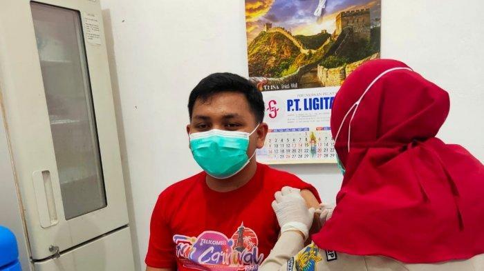 Demam Setelah Disuntik Vaksin Moderna, Begini Penjelasan Kabid P2P Dinkes Belitung