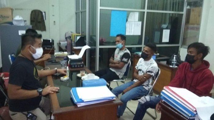 Sembilan Orang Terjaring Patroli Wilayah Rutin Satpol PL Belitung