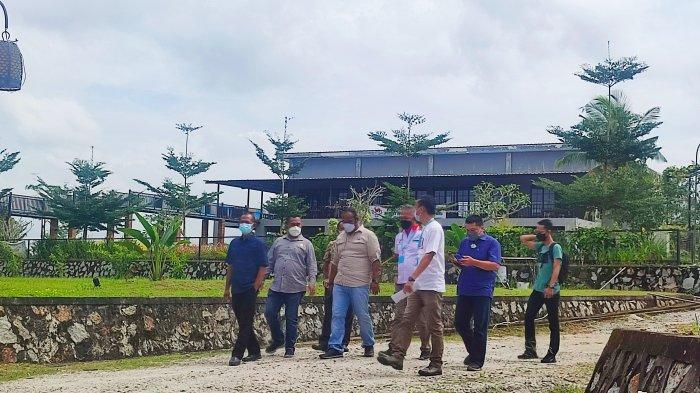 Kunjungi Isolasi Terpadu PPKM Akil Ali, DPRD Belitung Timur: Kami Belum Punya Tempat Isoter Memadai