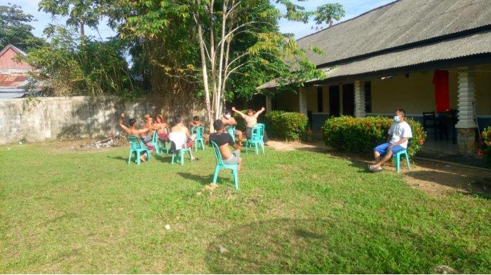 Pasien Isoter Covid di Belitung Timur Sumbang Saran, Harus Ada Kegiatan untuk Jaga Mental Penderita