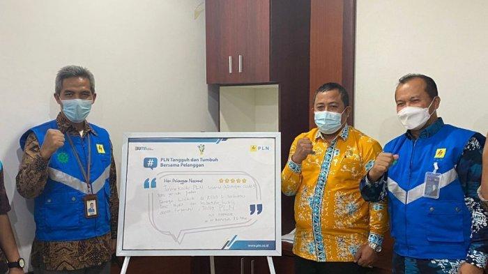 PLN Sapa Rumah Sakit di Babel untuk Rayakan Hari Pelanggan Nasional