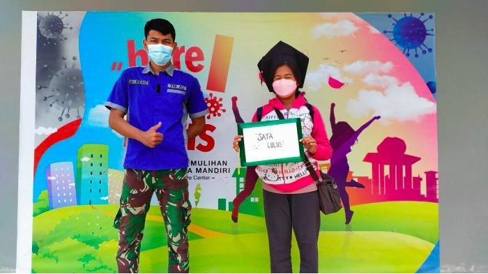 Tak Ada Istilah Pasien Covid-19 di Pusat Karantina Akil Ali Belitung, Disebut Siswa Agar Santai