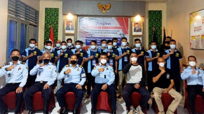 Terus Berinovasi, Lapas Tanjungpandan Berikan Pelatihan Life Skill pada WBP