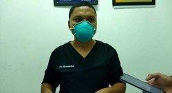 Kepala Instalasi Pemulasaraan Jenazah RSUD Marsidi Judono, dr Gunawan Narakurrahman.
