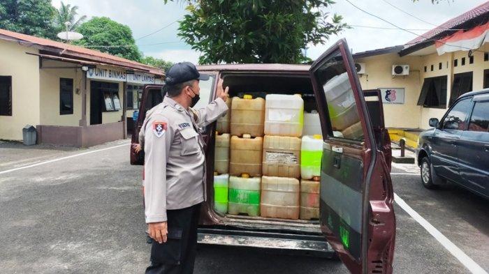 Satu Pengerit BBM di Belitung Mengaku Beli Sampai 1 Ton Premium Tiap Hari, Pengelola SPBU Buka Suara