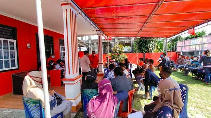 PDI Perjuangan Permudah Masyarakat Dapat Vaksin Covid-19, Jadwalkan Dua Hari Vaksinasi di Belitung