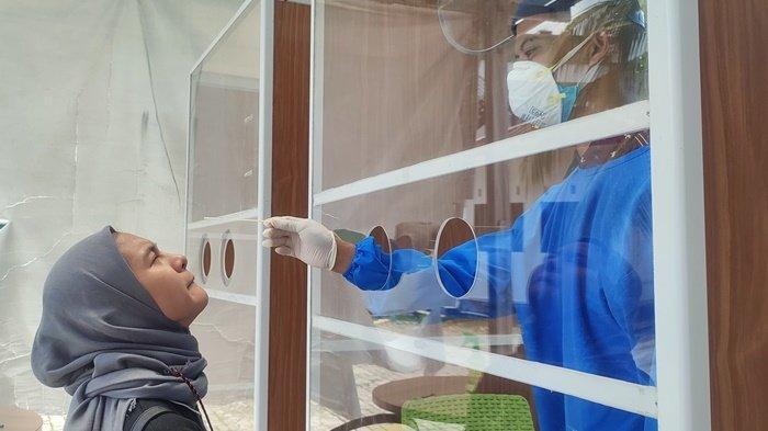 Kabar Baik! Peserta Tes SKD Belitung bisa Tes Antigen Gratis, Ini Tempat dan Waktunya