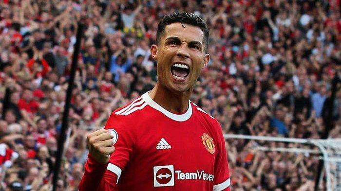 Cristiano Ronaldo Tancap Gas Bersama MU, Cetak Dua Gol dan Ukir Rekor, Begini Pesan Emosionalnya