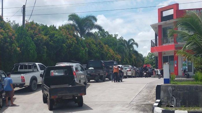 Stok dan Distribusi BBM di Belitung Masih Aman, Pertamina Siap Tindakan SPBU Nakal