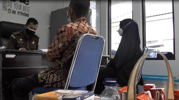 Kajari Belitung Tahan Dua Tersangka Dugaan Tipikor APBDes Airsaga