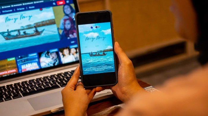 Telkomsel dan Kemenkomarves Berkolaborasi, Rilis Serial Inspiratif Mangi-Mangi di MAXstream