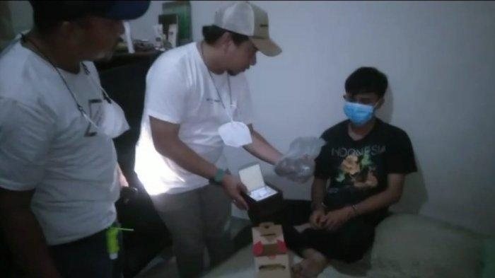 Oknum ASN di Pangkalpinang jadi Bandar Ganja, Ditangkap Polisi Bersama Dua Jaringannya