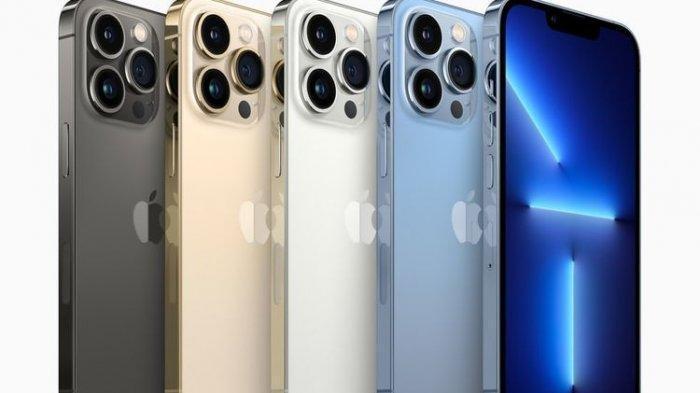 iPhone Terbaru Dirilis, Ada 4 Model, Berikut Daftar Harga dan Spesifikasinya